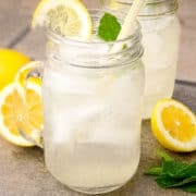 Lemonde drink recipe