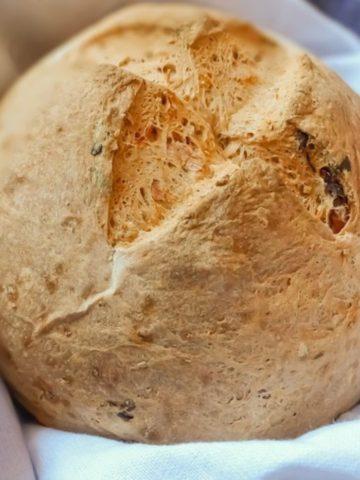 sun dried tomato basil bread