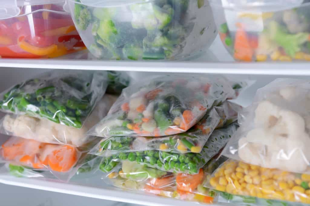 freezer food to stock up on
