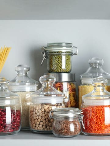 jars of food to stock up on in an emergency