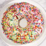 rainbow swirl cake featured image