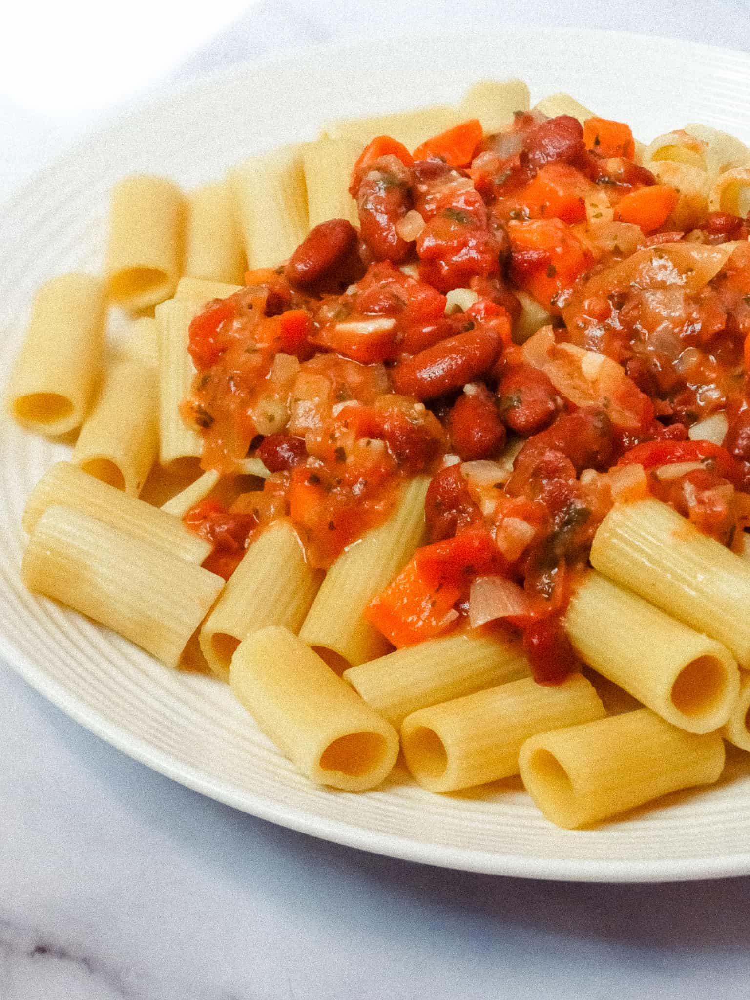 vegetarian bolognese sauce without mushroom