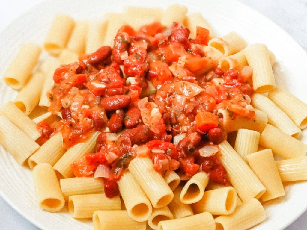 vegetarian bolognese sauce without mushrooms