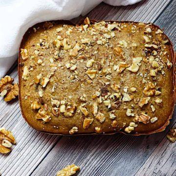 bread machine pumpkin cranberry bread