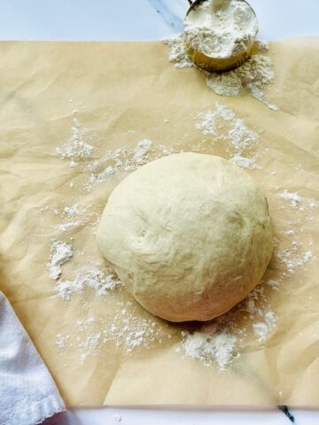 bread machine thin crust pizza dough