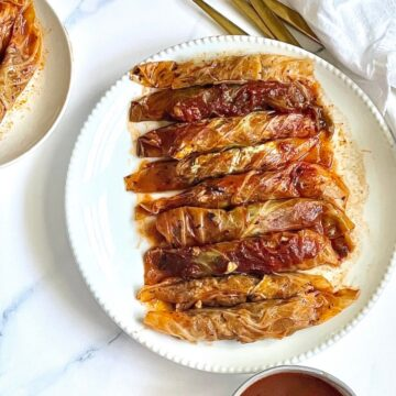 instant pot stuffed cabbage rolls picture