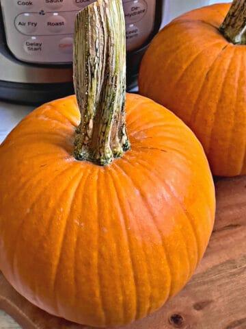 whole pumpkins